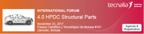 4.0 HPDC STRUCTURAL PARTS INTERNATIONAL FORUM