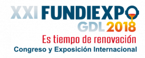 XXI CONGRESS AND INTERNATIONAL EXHIBITION OF THE FOUNDRY INDUSTRY – FUNDIEXPO 2018