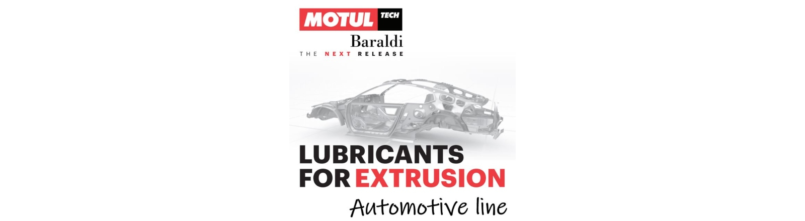AUTOMOTIVE LINE: THE LUBRICANTS FOR THE MOST DEMANDING PROFILES